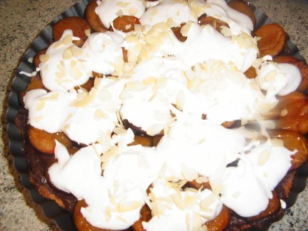 Pflaumenkuchen mit Zimtbaiser - Rezept - Bild Nr. 11