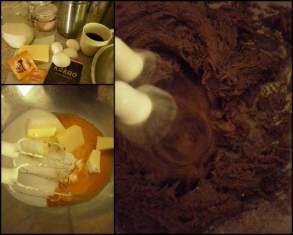 Kirsch-Schoko-Baiser-Torte - Rezept - Bild Nr. 2