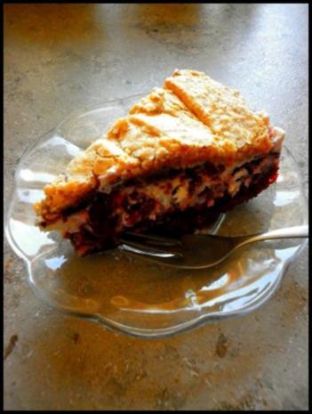 Kirsch-Schoko-Baiser-Torte - Rezept - Bild Nr. 6