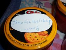 Vorrat: Tomaten-Paprika-Ketchup - Rezept