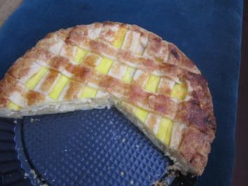 Rezept: Ricotta- Apple Pie