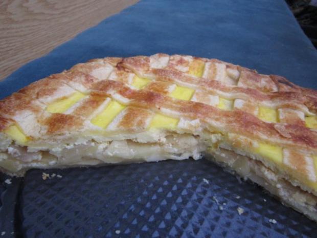 Ricotta- Apple Pie - Rezept - Bild Nr. 2