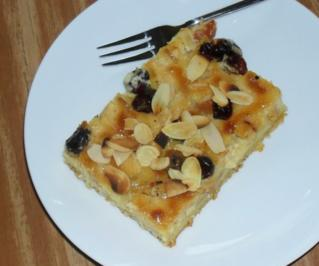 Apfel - Cranberrie - Kuchen - Rezept