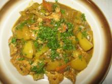 """fruchtig-aromatische Putenpfanne """"Curry-Style"""" - Rezept"""