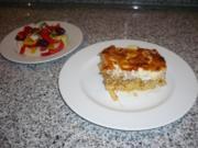 Pastizio - Rezept