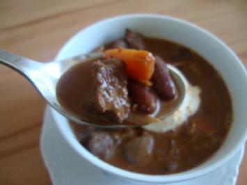 "Chilli con Carne nach ""SuppenGeniesser Art"" - Rezept"