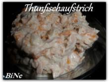 BiNe` S THUNFISCHAUFSTRICH - Rezept - Bild Nr. 2