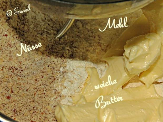 Sisserls  * Nuss - Hefeteig * - - - ( ohne Ei ) - Rezept - Bild Nr. 2