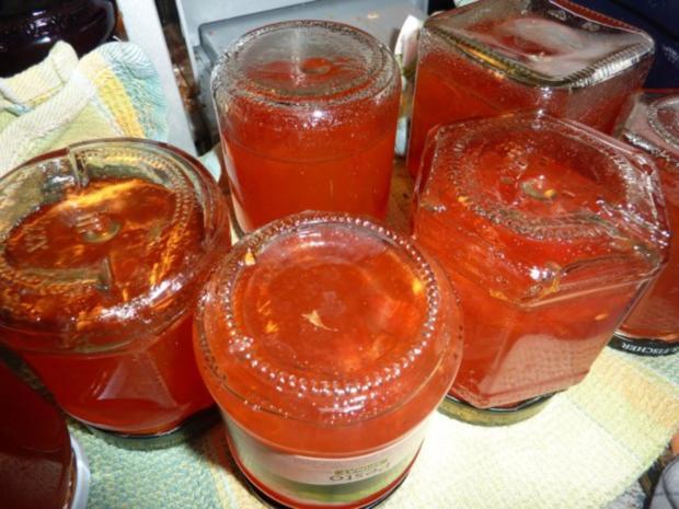 Marmelade: Grapefruitgelee - Rezept - Bild Nr. 9