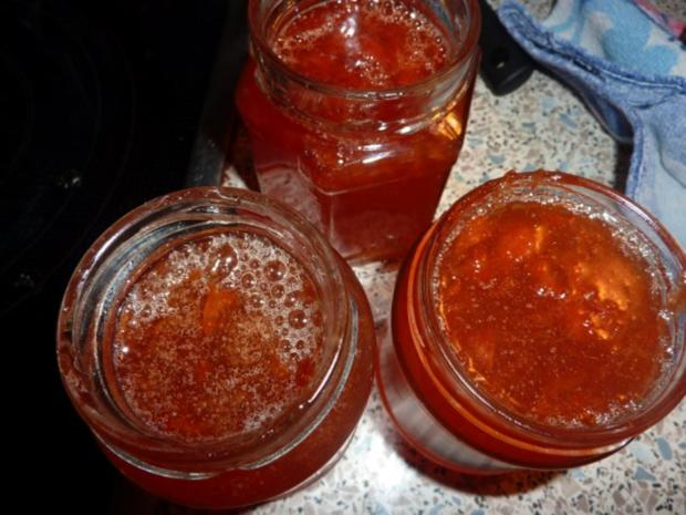 Marmelade: Grapefruitgelee - Rezept - Bild Nr. 8