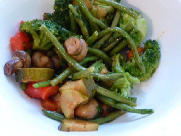 Ein schnelles Mittagessen mit Fisch zum Freitag - Rezept - Bild Nr. 2