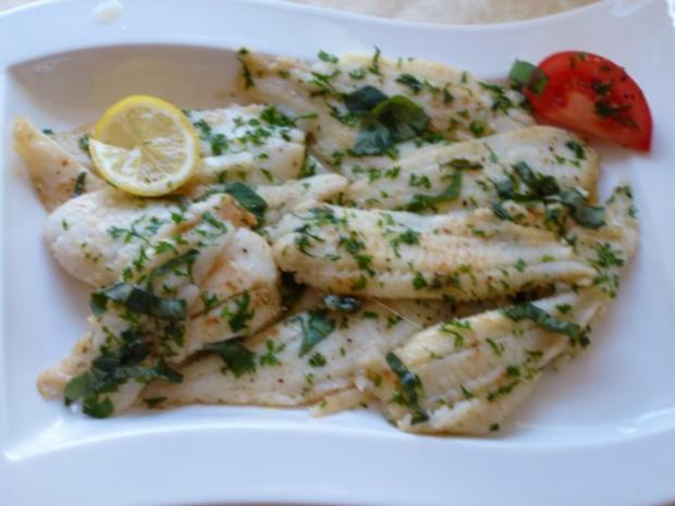 Ein schnelles Mittagessen mit Fisch zum Freitag - Rezept - Bild Nr. 3