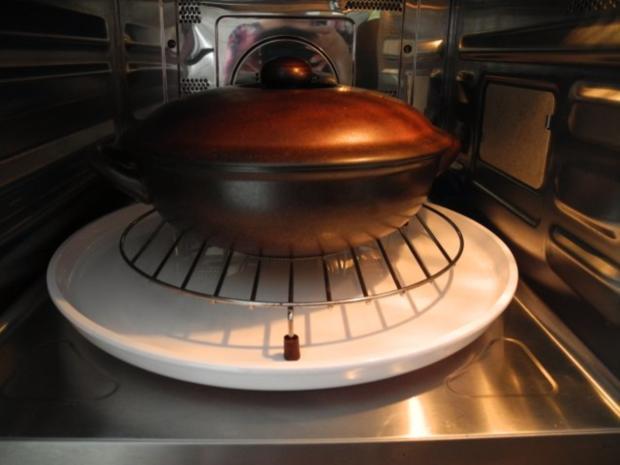 Gulasch : Zwiebel - Erbsen - Gulasch...aus dem kleinen Zaubertopf* - Rezept - Bild Nr. 11