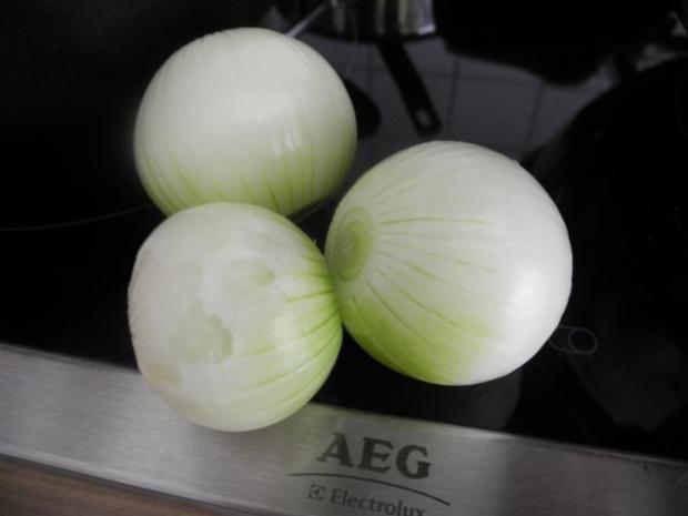 Gulasch : Zwiebel - Erbsen - Gulasch...aus dem kleinen Zaubertopf* - Rezept - Bild Nr. 13