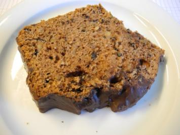 Kuchen : Nusskuchen - Rezept