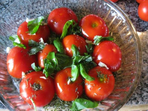 Tomatensosse - Rezept