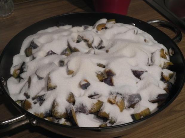 Marmelade : Zimt - Pflaumenmus - Rezept - Bild Nr. 3