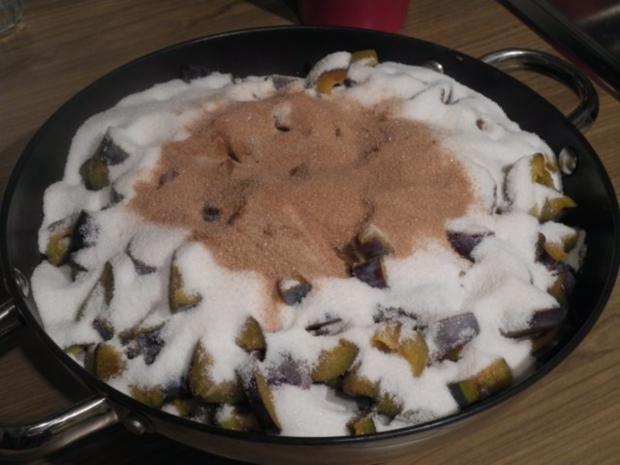 Marmelade : Zimt - Pflaumenmus - Rezept - Bild Nr. 4