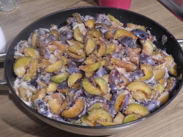 Marmelade : Zimt - Pflaumenmus - Rezept - Bild Nr. 5