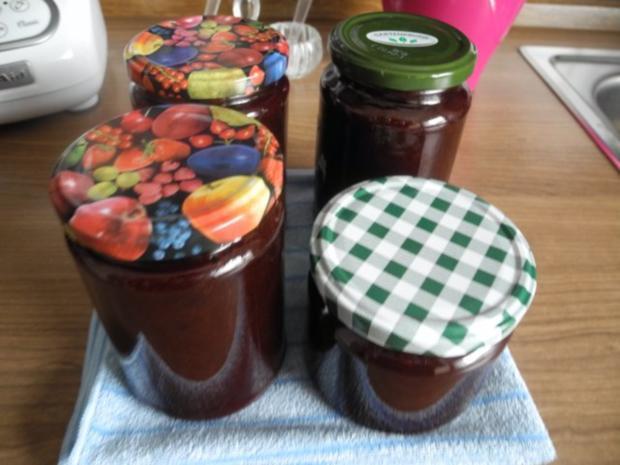 Marmelade : Zimt - Pflaumenmus - Rezept