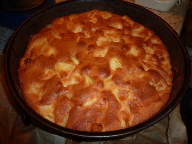Kuchen: Apfelkuchen - Rezept - Bild Nr. 3