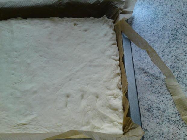 Mannis Backblech lockerer Pizzateig  (ausführliche Anleitung) - Rezept - Bild Nr. 6143