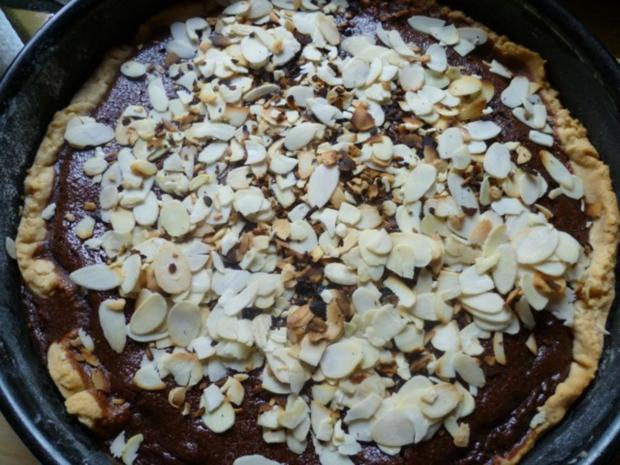 Mandel-Schokoladentorte - Rezept - Bild Nr. 2