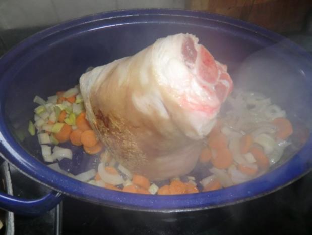 Schweinshaxe - Rezept - Bild Nr. 2