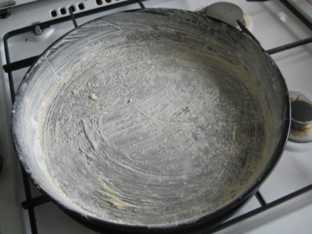 Zwetschgen Rotwein Schoko Kuchen - Rezept - Bild Nr. 18