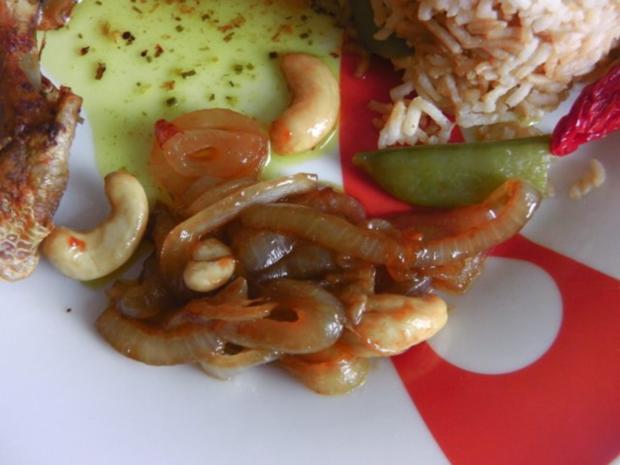 Den vestindiske kylling - indisches Curryhühnchen - Rezept - Bild Nr. 3