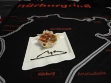 Insalata Monza in Parmesan-Cup - Rezept