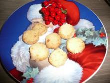 Weihnachtsgebäck : Echter  Heidesand - Rezept