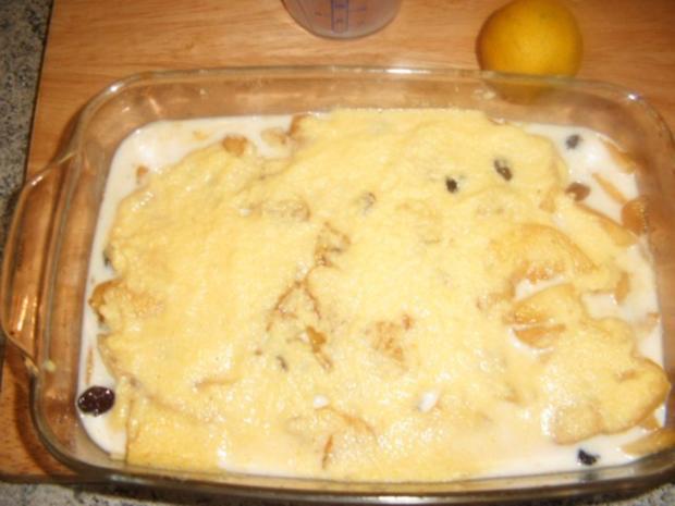 Polenta-Apfel-Schmarren - Rezept - Bild Nr. 7