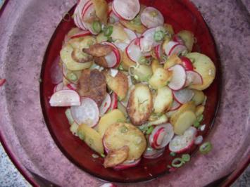 Kartoffelsalat 36. Dieter´s Art - Rezept