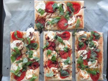 Rezept: Blitz-Pizza