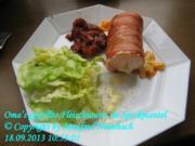 Wurst – Oma's gegrillte Fleischwurst im Speckmantel - Rezept