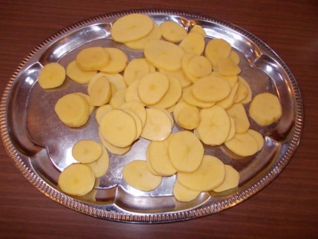 Essig Kartoffeln mit Zucchini - Rezept - Bild Nr. 4