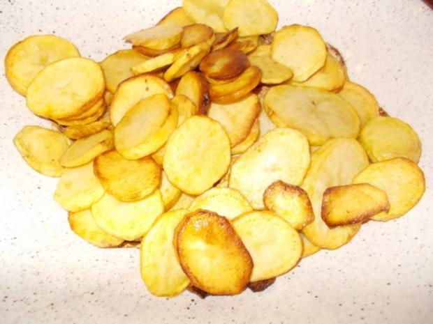 Essig Kartoffeln mit Zucchini - Rezept - Bild Nr. 6