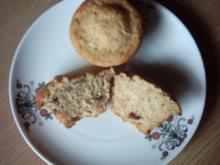 Apfel - Zimt - Muffins - Rezept