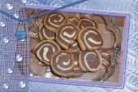 Marzipan-Schoko-Spiralenkekse - Rezept - Bild Nr. 2