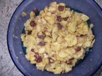 Kartoffelsalat 37. Dieter´s Art - Rezept