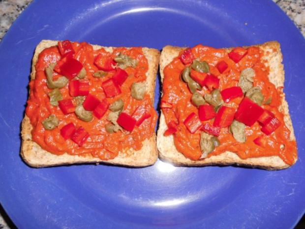 Pizza-Toasts>> - Rezept - Bild Nr. 8