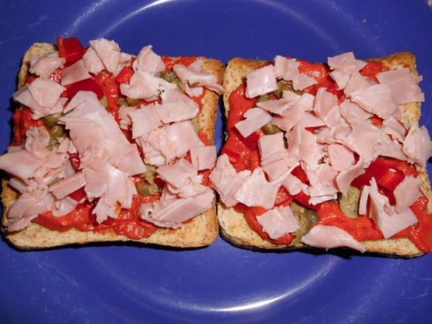 Pizza-Toasts>> - Rezept - Bild Nr. 9