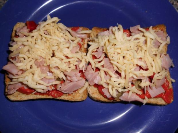 Pizza-Toasts>> - Rezept - Bild Nr. 10