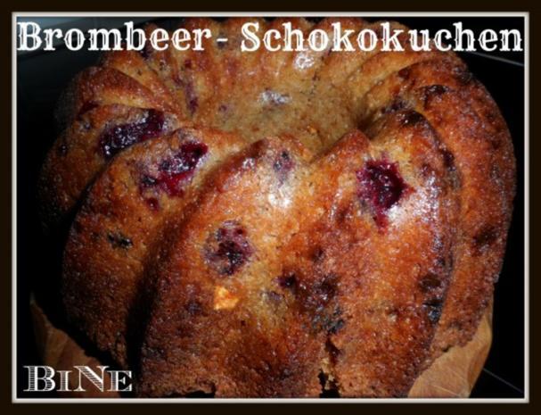 BiNe` S BROMBEER - SCHOKOKUCHEN - Rezept - Bild Nr. 5