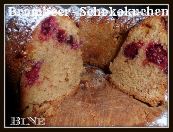 BiNe` S BROMBEER - SCHOKOKUCHEN - Rezept - Bild Nr. 6