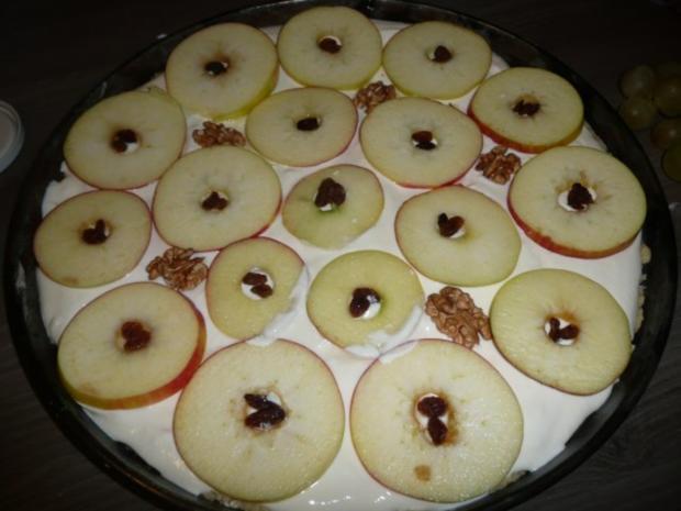 Apfel - Tarte - Rezept