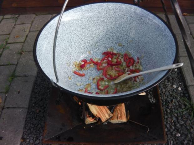 Kessel: feuriges Chili con Carne - Rezept - Bild Nr. 6