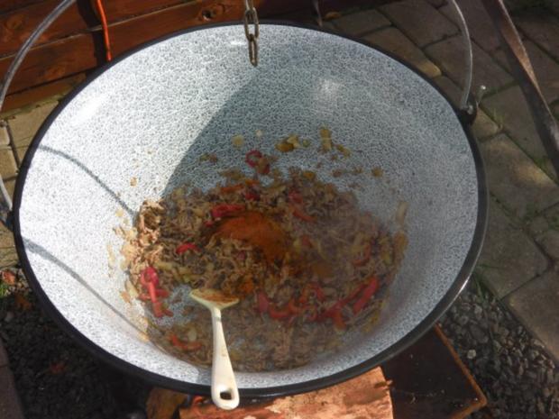 Kessel: feuriges Chili con Carne - Rezept - Bild Nr. 7