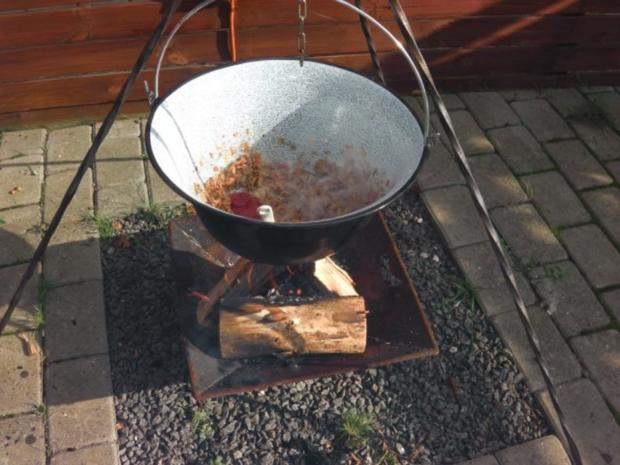 Kessel: feuriges Chili con Carne - Rezept - Bild Nr. 8
